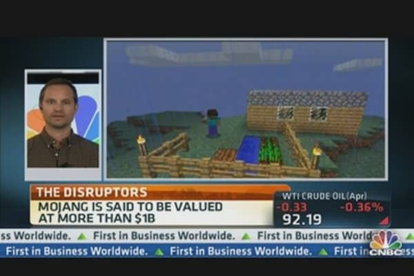 'Minecraft': Building Success Block by Block