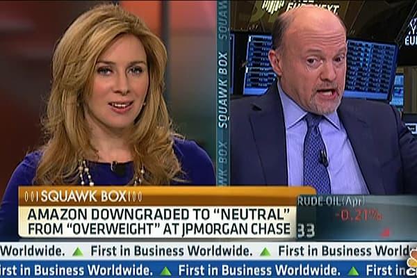 Cramer's Stocks to Watch