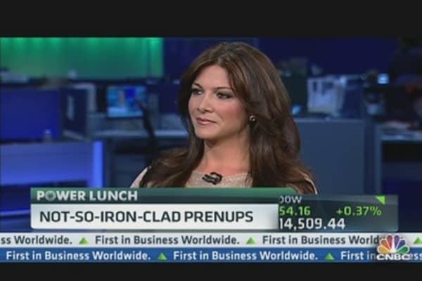 Not-So-Iron-Clad Prenups