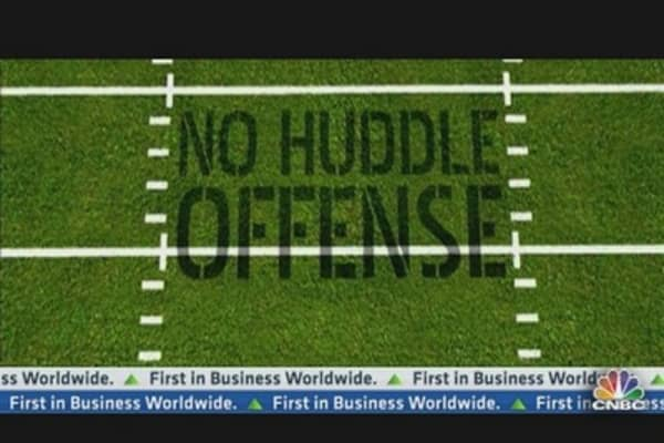 No Huddle Offense: Market Leaders
