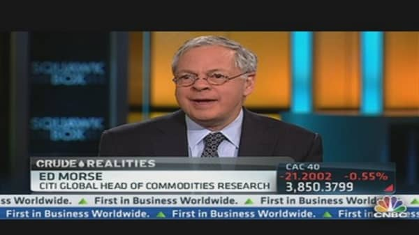 Oil's New Normal: Expert