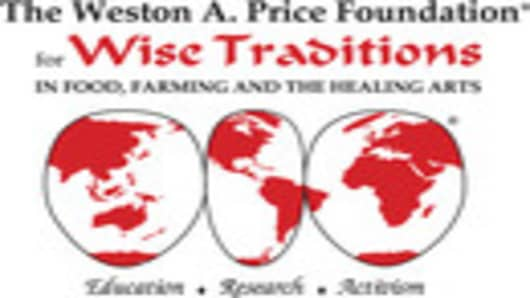 Weston A. Price logo