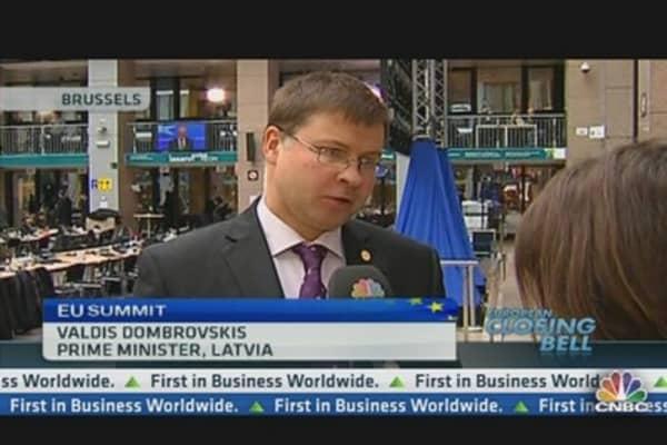 Krugman Is Wrong: Latvia PM