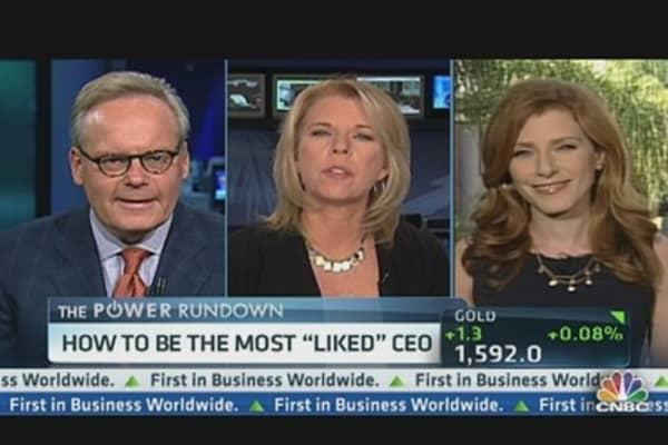 Most Popular CEOs in America