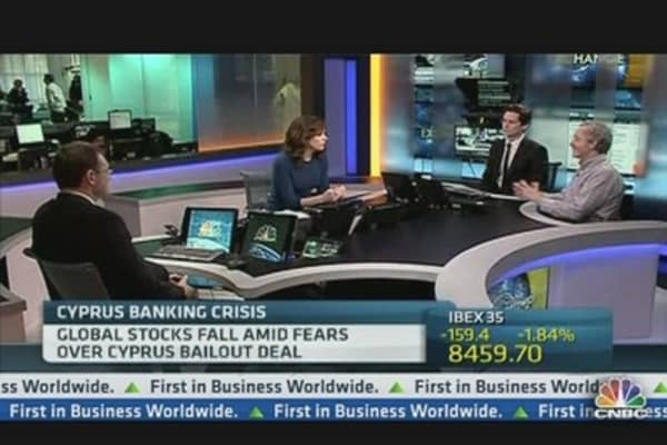 European Banks after Cyprus Move