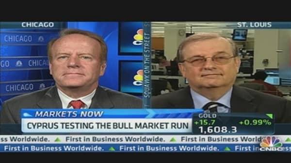Cyprus Testing the Bull Market Run