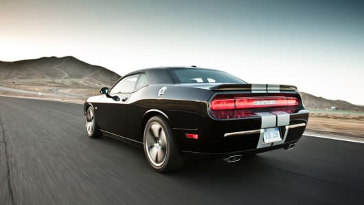 Dodge Challenger Owners Warned Not To Drive For Fire Risk