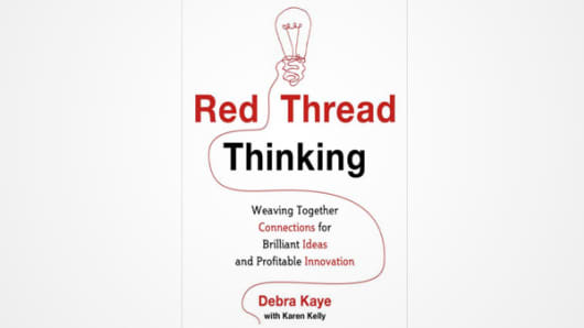 Red Thread Thinking by, Debra Kaye