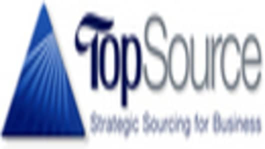 TopSource logo without LLC
