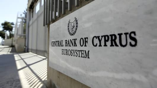 Central Bank of Cyprus