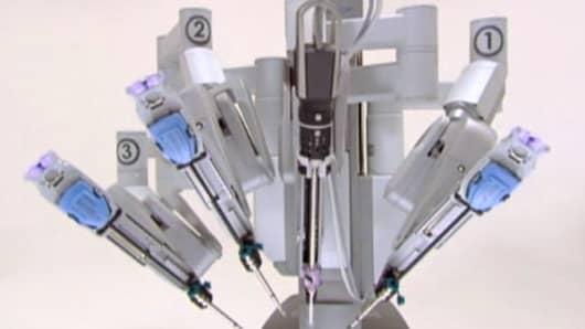 DO NOT USE: da vinci robotic surgeon