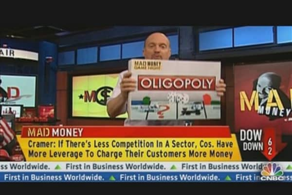 Oligopoly: A Market That Lacks Serious Competition