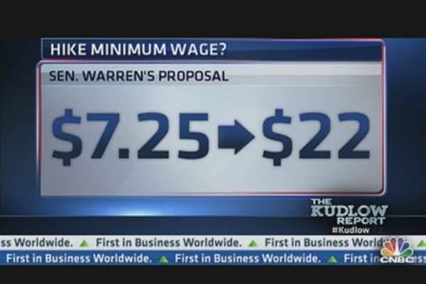 $22 Minimum Wage?