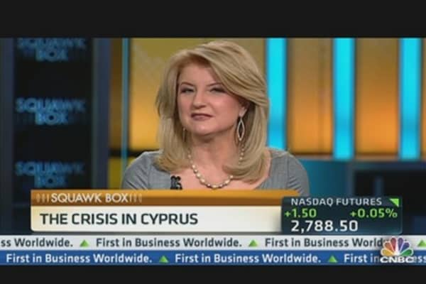 Ariannna on the Crisis in Cyprus