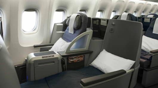 Fancy Flying United Upgrades Premium Service Jfk Flights
