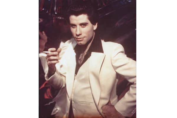 Hollywood Treasures - Saturday Night Fever white suit
