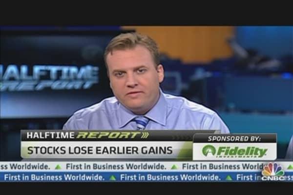 Market 'Should Struggle' Here: Trader