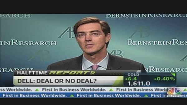Better Dell Deal Unlikely: Sacconaghi