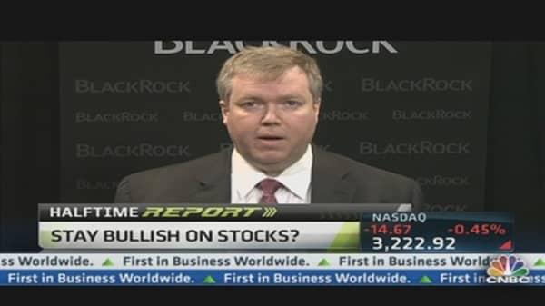 Stocks 'Reasonable, Compelling': BlackRock CIO
