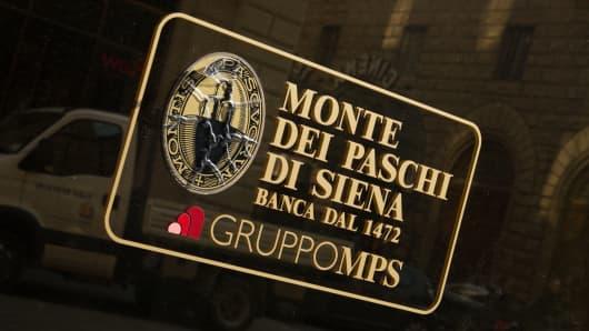 Monte Dei Paschi Di Sienna bank