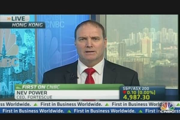 Fortescue: Expect Iron Ore Prices to Strengthen
