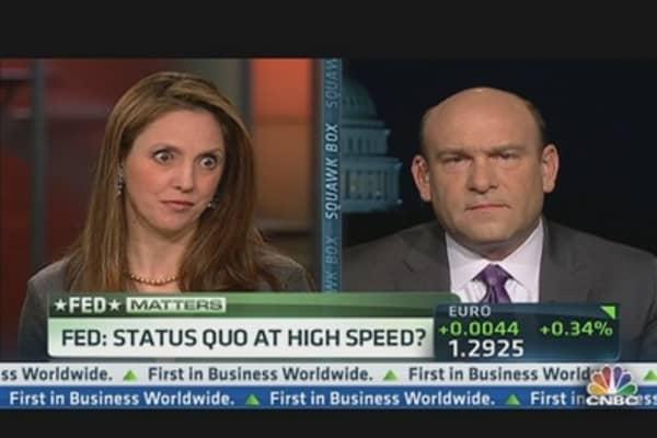 Will Fed Keep Lid on Market Worry?