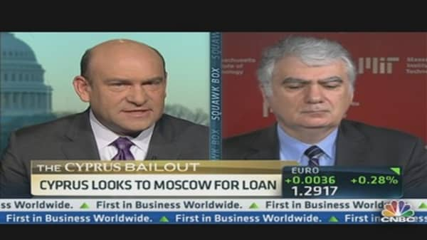 Cyprus Looks to Moscow For a Loan