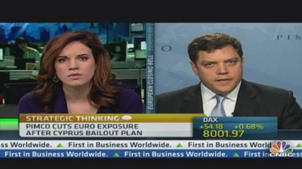 Market Sees Cyprus as Manageable: Expert