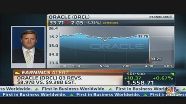 Where Oracle Missed