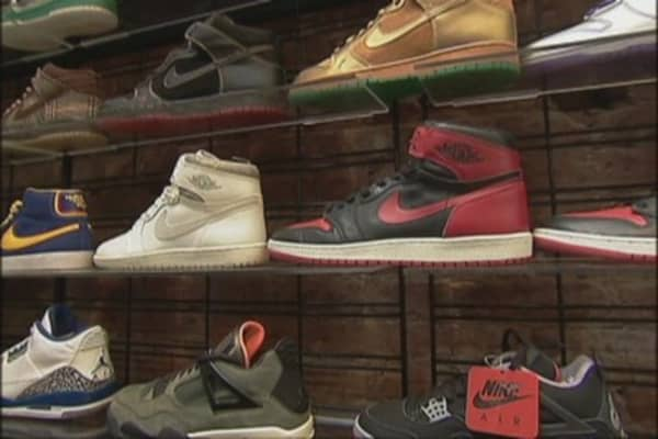 Nike: Three Things to Watch