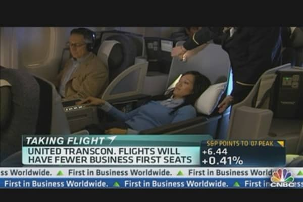 Airlines Going the Distance