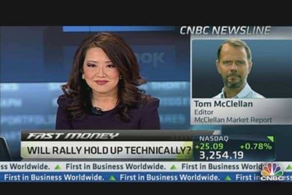 Market Warning Signs in Copper: Tom McClellan