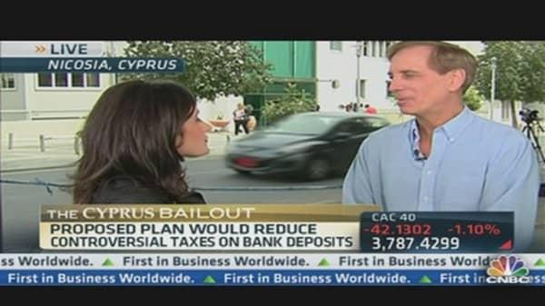 Cyprus Scrambles to Avert Meltdown
