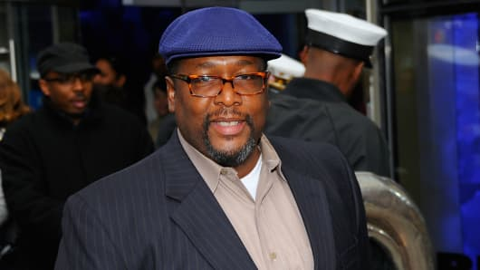 Actor and entrepreneur, Wendell Pierce