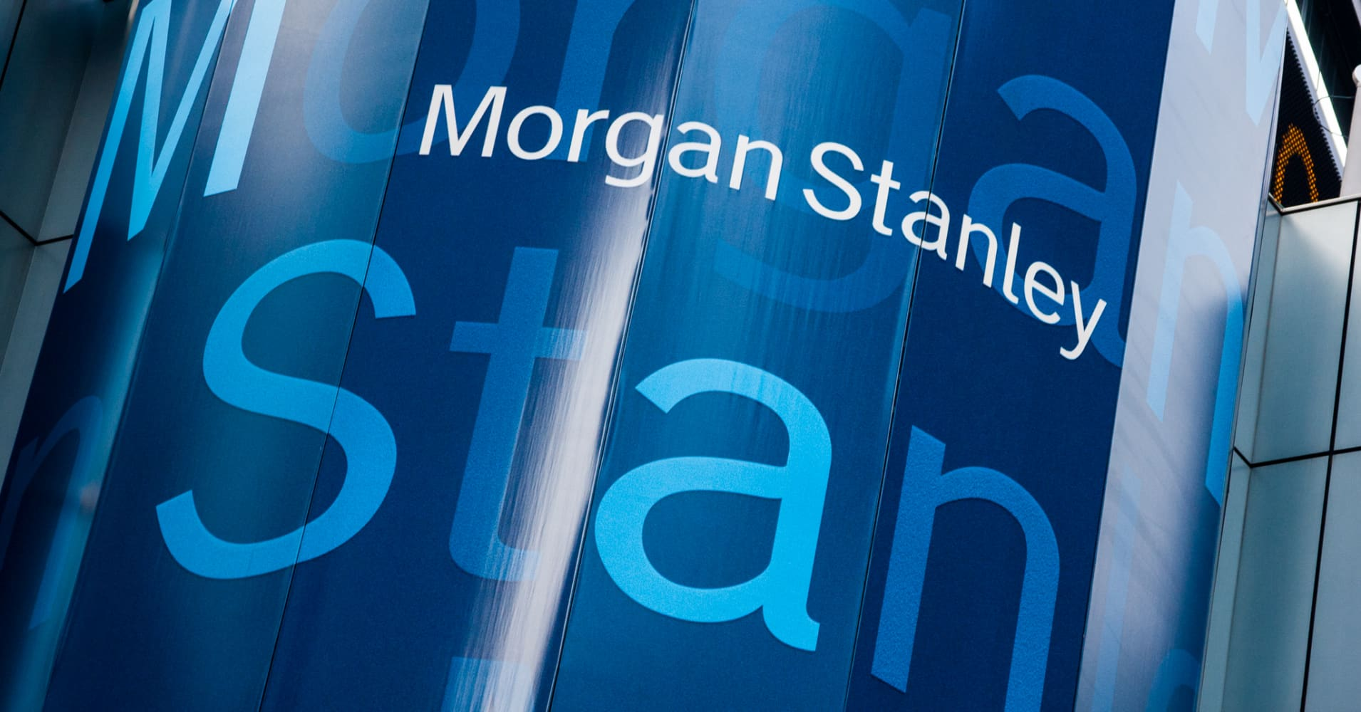 Morgan Stanley Profit Soars On Wealth Management Trading