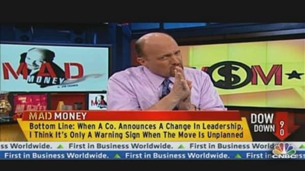 When Good CEOs Retire