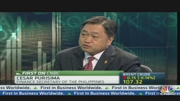 Good Governance Is Good Economics: Philippine Fin Sec
