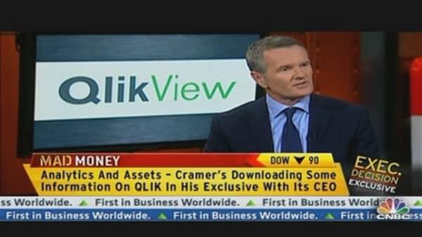 Qlik CEO: Always Focused on the User
