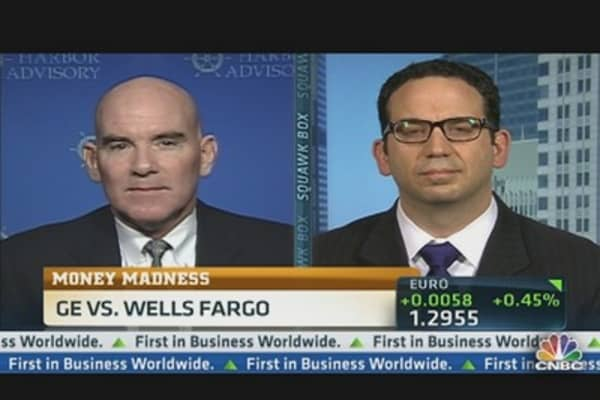 Money Madness: GE vs. Wells Fargo