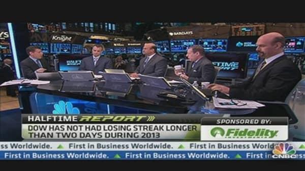 Three Traders, Three Top Stock Sectors