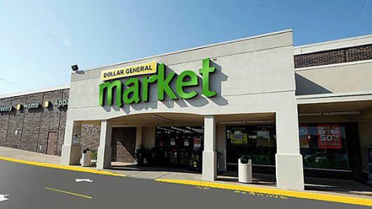 dollar general profit up on food sales
