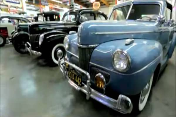 Ryan Gosling's Car from 'Gangster Squad'
