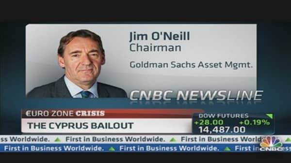 Inside the Cyprus Bailout Deal: O'Neill