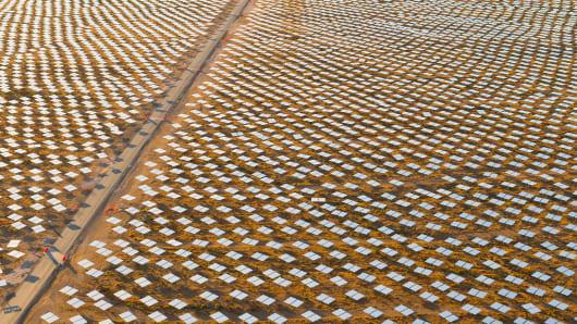 Ivanpah Solar Electric Generating System (ISEGS)