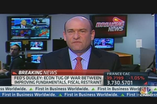 Economic Tug of War Going On: Dudley