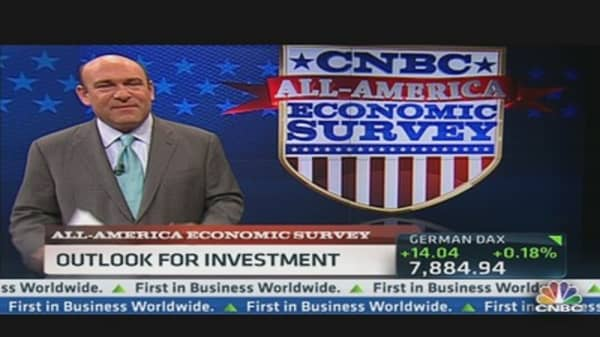 All America Survey: Stocks & Housing Are Back!