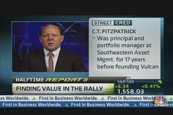 Stock-Picking Value in the Rally: Pro
