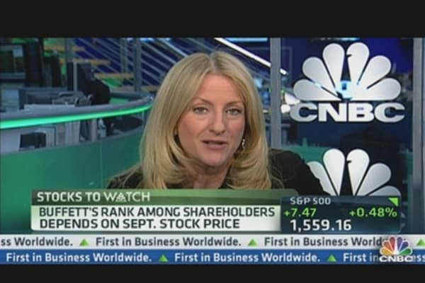 Goldman Reworks Buffett's $5 Billion Stake