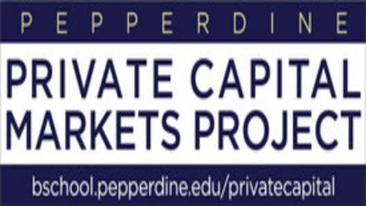 Pepperdine Private Capital Markets Project logo