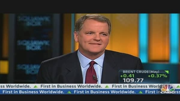 US Airways' Doug Parker on Future of Fares